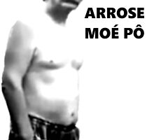ARROSE MOÉ PÔ by alekswinter