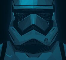 Dark Side Trooper by ANDRESZEN