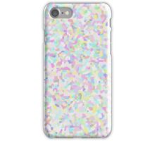 Light Rainbow Mess iPhone Case/Skin