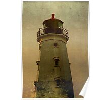North Point Lighthouse ©  Poster