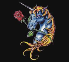 Unicorn Rose by Walter Colvin