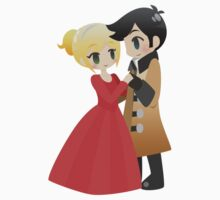 OUAT - Captain Swan Formal Kids Tee