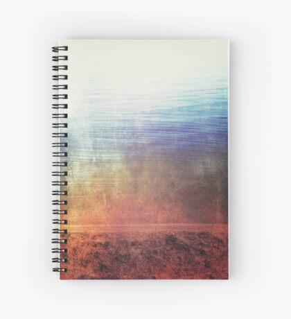 Shoreline 1 Spiral Notebook