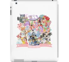 Mass Effect in Wonderland iPad Case/Skin
