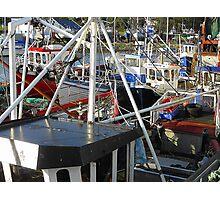 Boats Galore Photographic Print