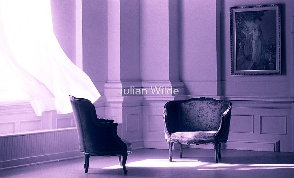 Silent Conversation by Julian Wilde