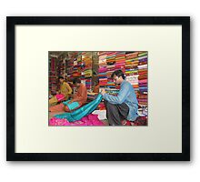 Choose & Pick Framed Print