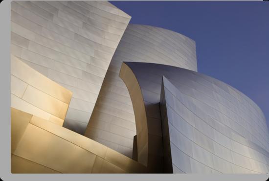Walt Disney Concert Hall #2 by David Orias