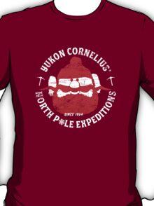 Yukon Cornelius North Pole Expeditions T-Shirt