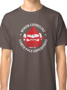 Yukon Cornelius North Pole Expeditions Classic T-Shirt