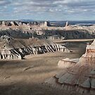 Arizona Badlands II by Mitchell Tillison