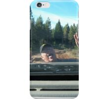 Max being goofy iPhone Case/Skin