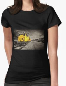 Class 31 at Exeter Riverside  Womens Fitted T-Shirt