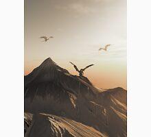 Dragon Peak at Sunset Unisex T-Shirt
