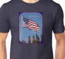 The American Flag Unisex T-Shirt