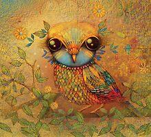 The Love Bird by © Cassidy (Karin) Taylor