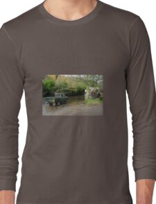 Landrover and the Ford  Long Sleeve T-Shirt