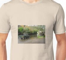 Landrover and the Ford  Unisex T-Shirt