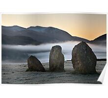 Castlerigg & St John's In The Vale Poster