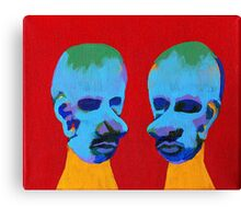 Twogether Canvas Print