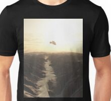 Desert Planet Overflight Unisex T-Shirt