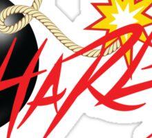 classic Harley Quinn Sticker