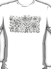 Fun Flower Monsters T-Shirt