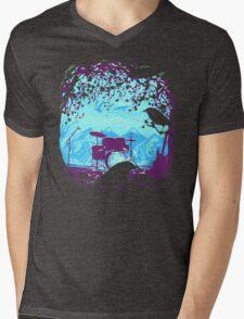 Sound of Nature IV Mens V-Neck T-Shirt