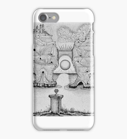 Towers of Antiquity iPhone Case/Skin