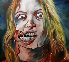 Living dead girl by Fabrice MARTIN