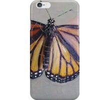 Monarch Butterfly ChangeArt II iPhone Case/Skin
