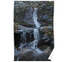 Little Waterfall Poster