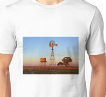 Evening Glow - Narrandera Unisex T-Shirt