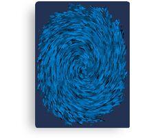 Swirl Mess Canvas Print
