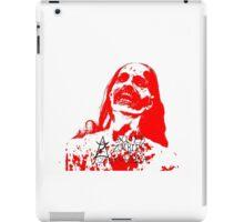 Red Zombie iPad Case/Skin