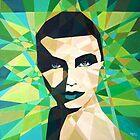 Prismatic Envious Expression by Joseph Barbara