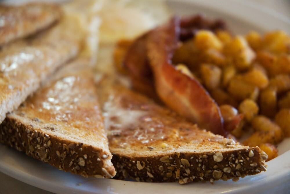 All Day Breakfast by Skye Hohmann