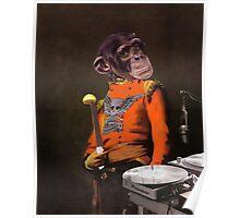 """""""Chimp lemon juice in your Remix......."""" Poster"""