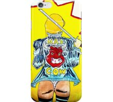 Madness Of The Cows iPhone Case/Skin