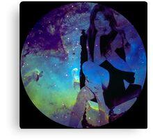 Galaxy Sooyoung Canvas Print