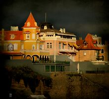 Dusk in Estoril by Sonia de Macedo-Stewart