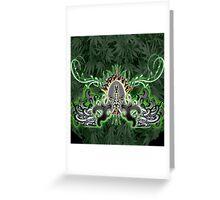 Ganja Tribe Greeting Card