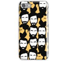 Beards are sexy iPhone Case/Skin