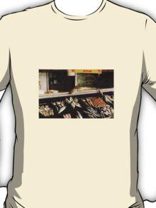 Fish Shop - Turkish Markets T-Shirt