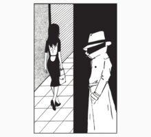 Noir. One Piece - Long Sleeve