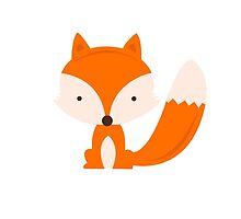 The Fox by Luke Webster