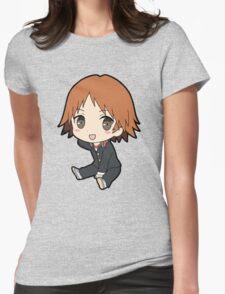 Yosuke Hanamura Chibi Womens Fitted T-Shirt