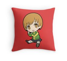 Chie Satonaka Chibi Throw Pillow