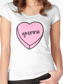 Grenna Women's Fitted Scoop T-Shirt