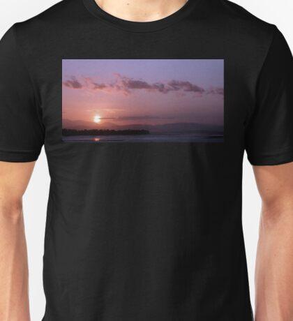 Tasmanian Sunset 10 Unisex T-Shirt